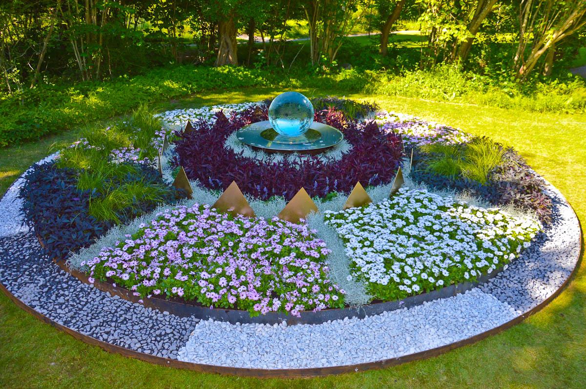 Solliden Slott Garden