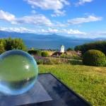 Orb Sphere Fountain