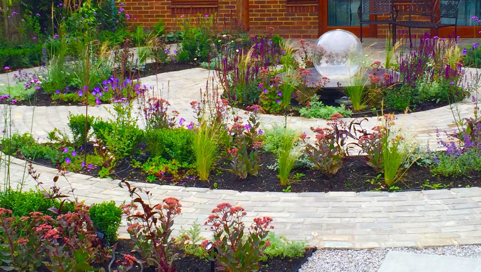 UK Hospice Garden