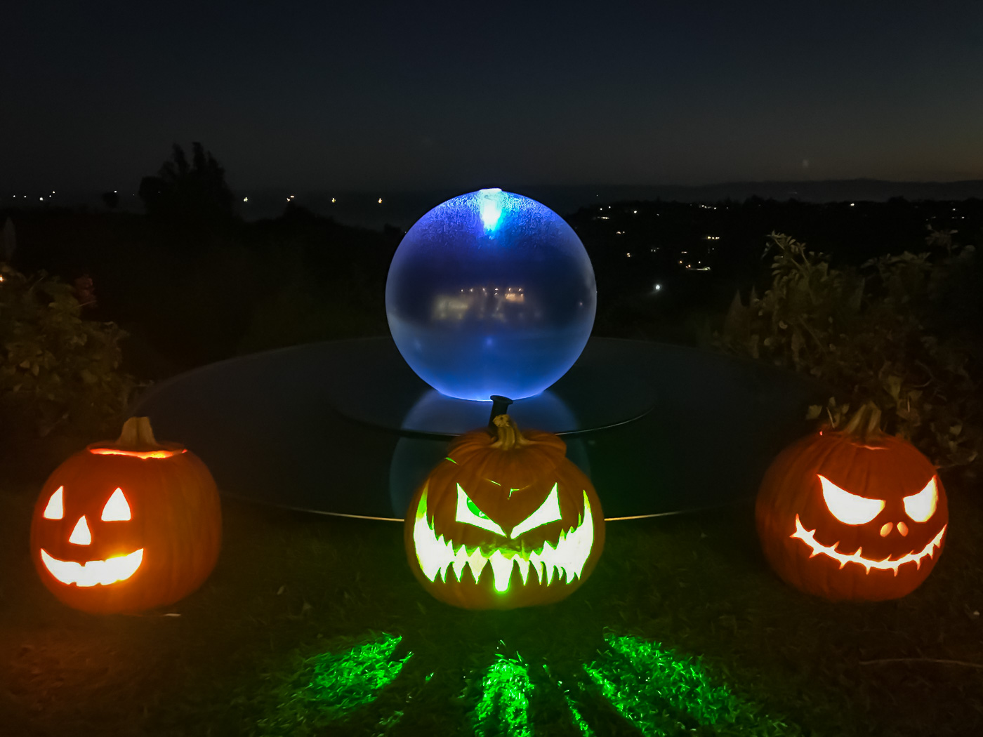 Halloween Aqualens