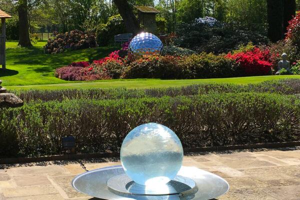 patio-globe-fountain